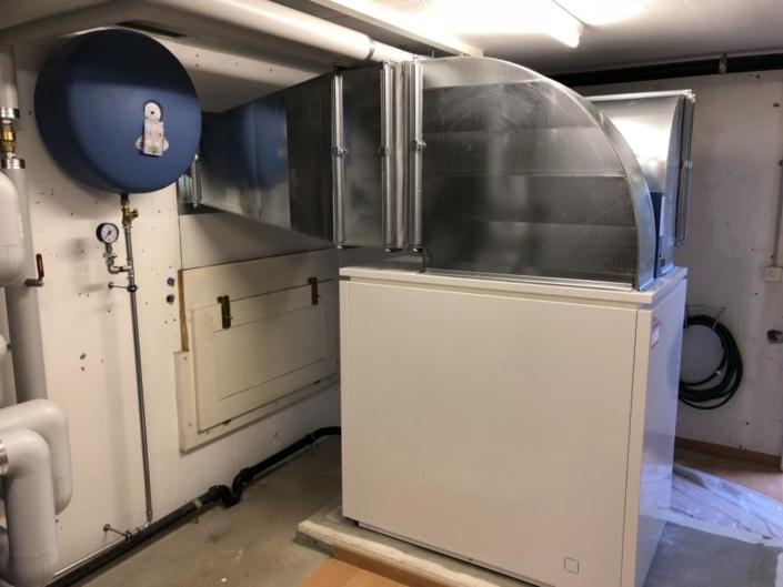 Aeschi Haustechnik AG Laufen, Heizung, Laufen