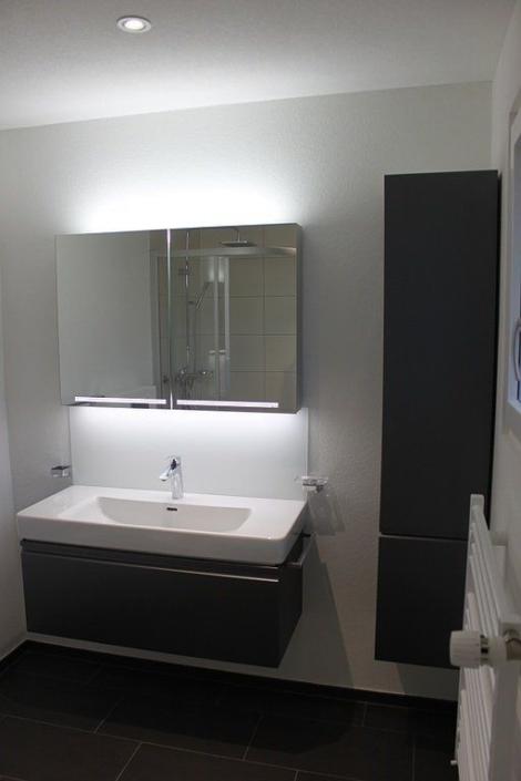 Aeschi Haustechnik AG Laufen, Sanitär, Laufen