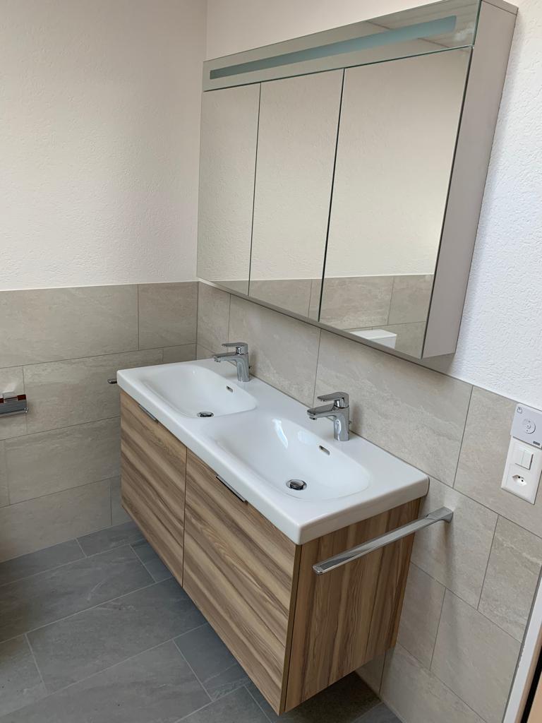 Aeschi Haustechnik AG Laufen, Sanitär, Büsserach