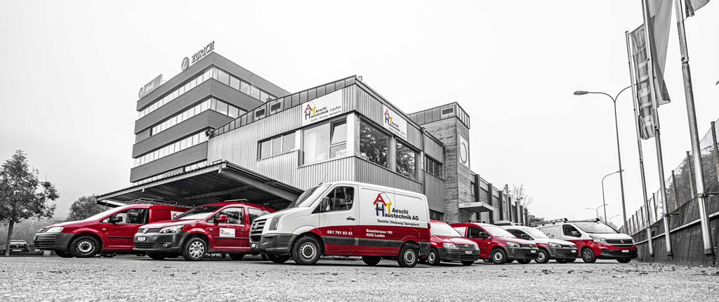 Aeschi Haustechnik AG Laufen, Firma